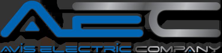 Avis Electric Logo - Clear