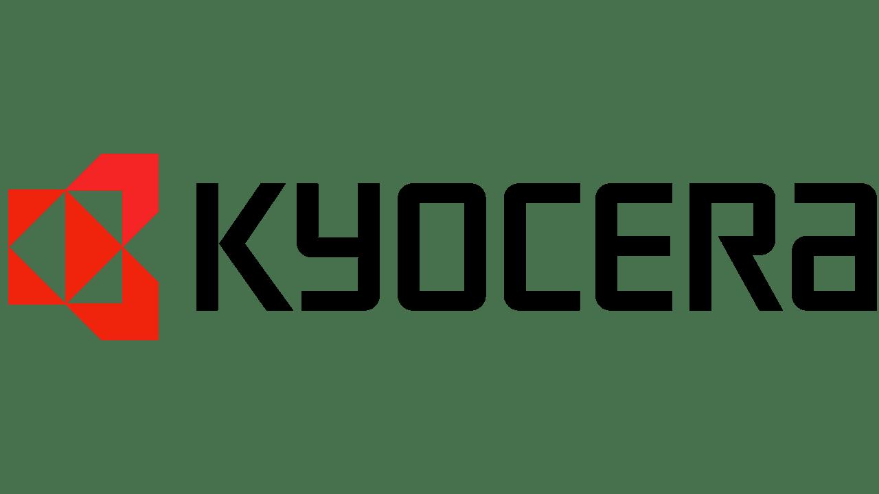 Kyocera Logo - Clear