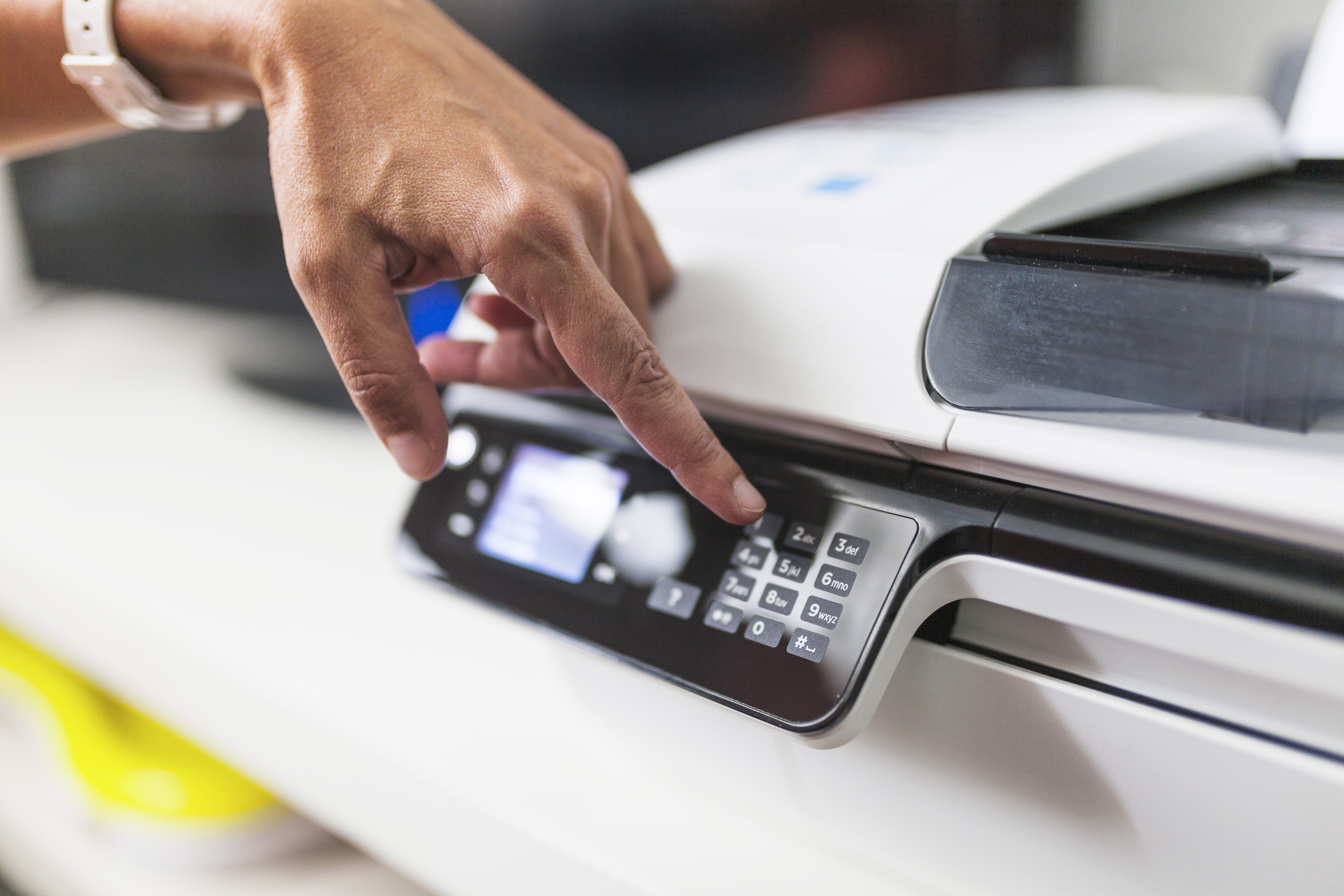 Why Legal Offices Must Make Mfp Security a Top Priority