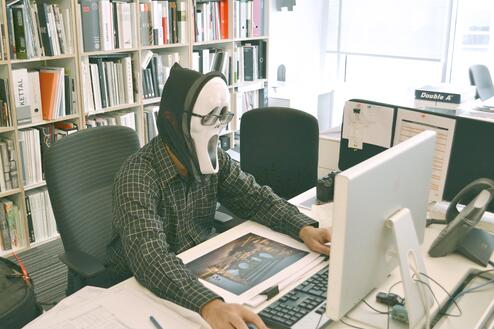 Spooky hackers behind the screen | Cobb Technologies