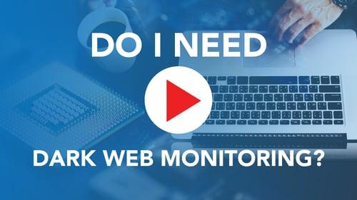 Video Title Card MITS - Do I Need Dark Web Monitoring