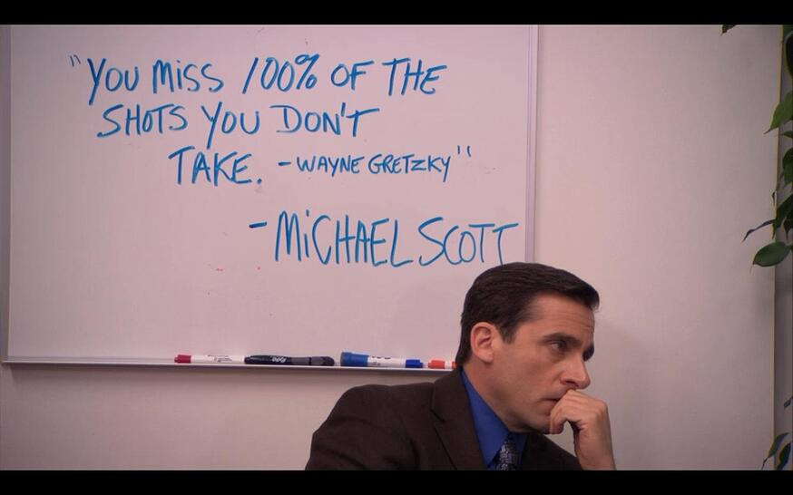 Wayne Gretzky - Michael Scott - Printer Needs Assessment - Cobb Technologies