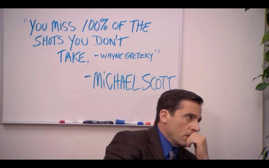 Wayne Gretzky - Michael Scott - Printer Needs Assessment - Cobb Technologies