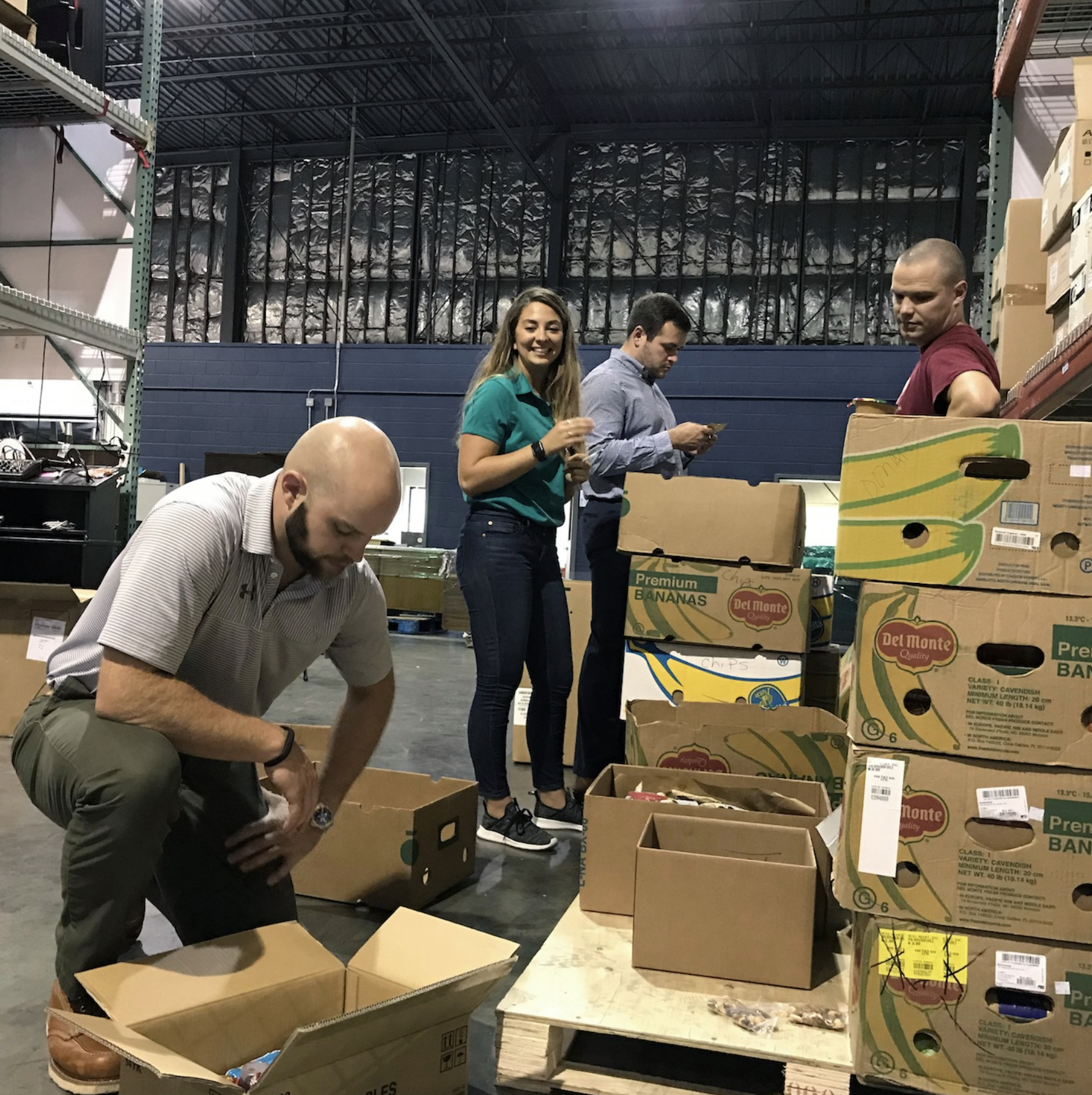 2019 Backpacks of Love Packing Session