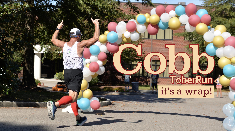 CobbtoberRun 2020: It's a Wrap!