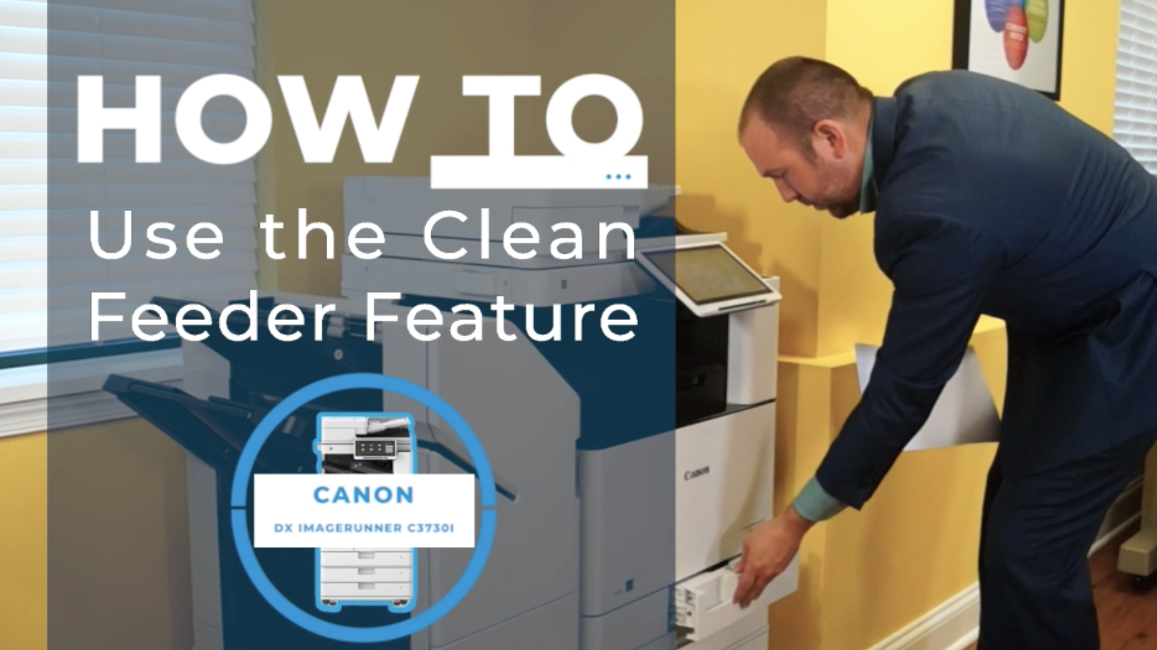 How to Use the Clean Feeder Feature