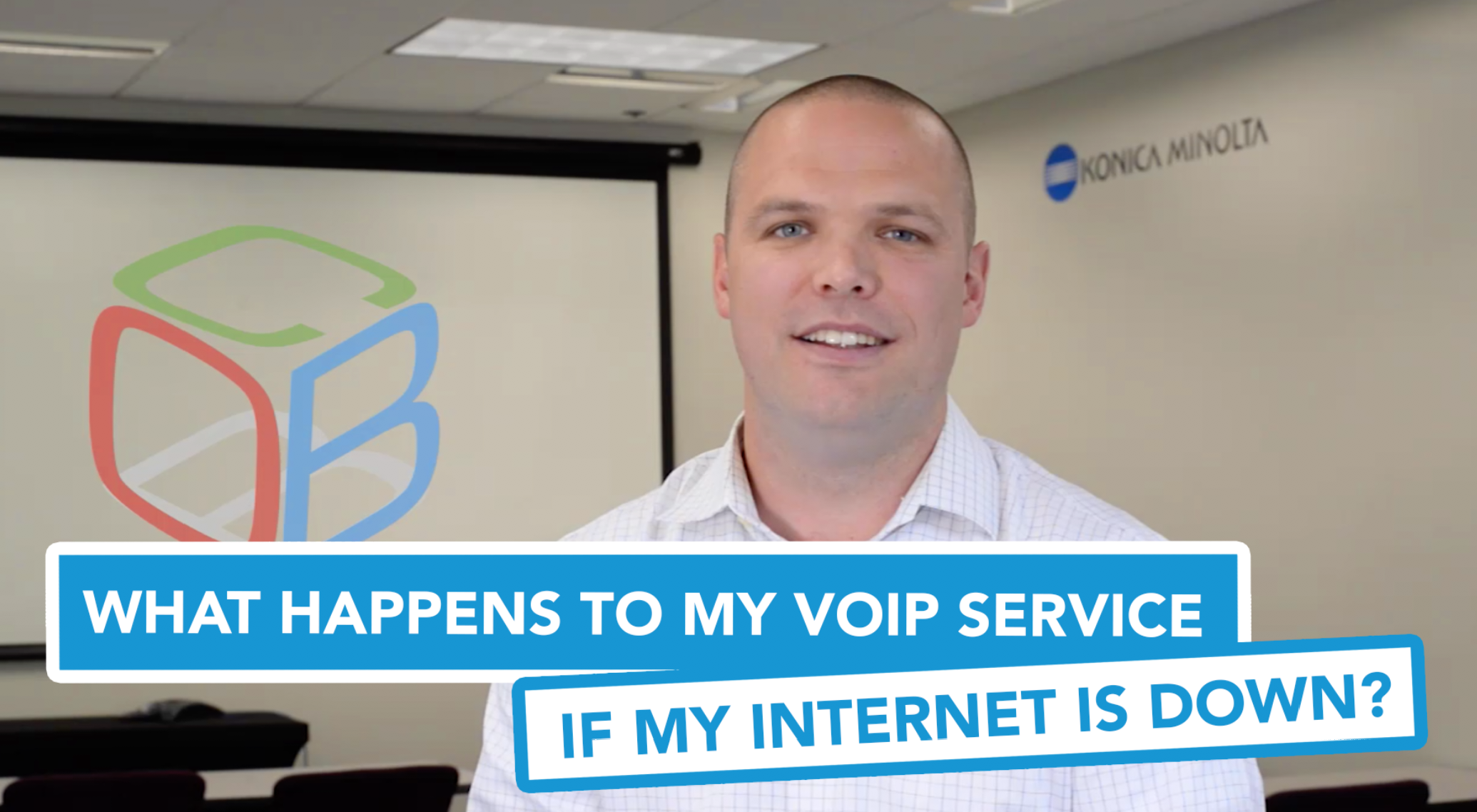 What happens to my VoIP service if my internet is down?