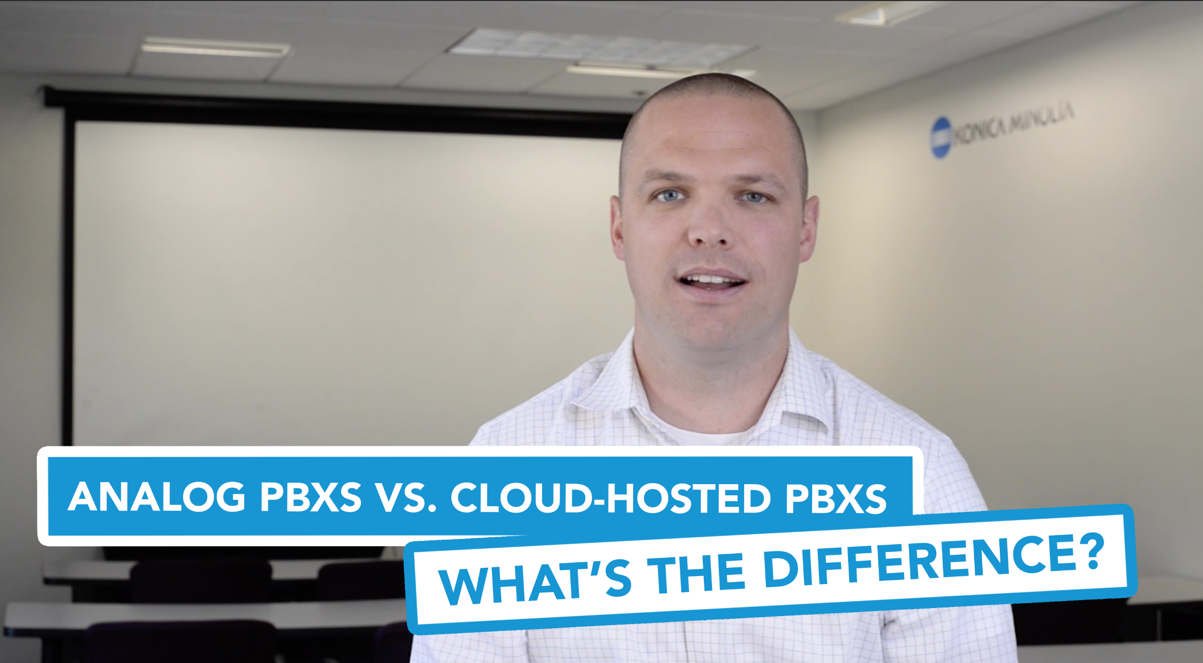Analog PBXs vs. Cloud-Hosted PBXs: What's the difference?