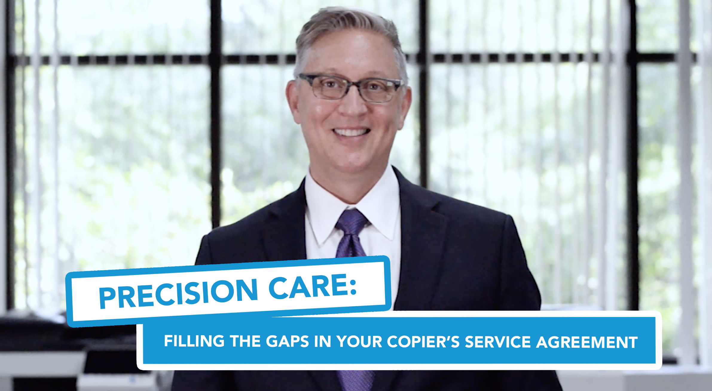 Precision Care: Filling the Gaps in Your Copier's Service Agreement