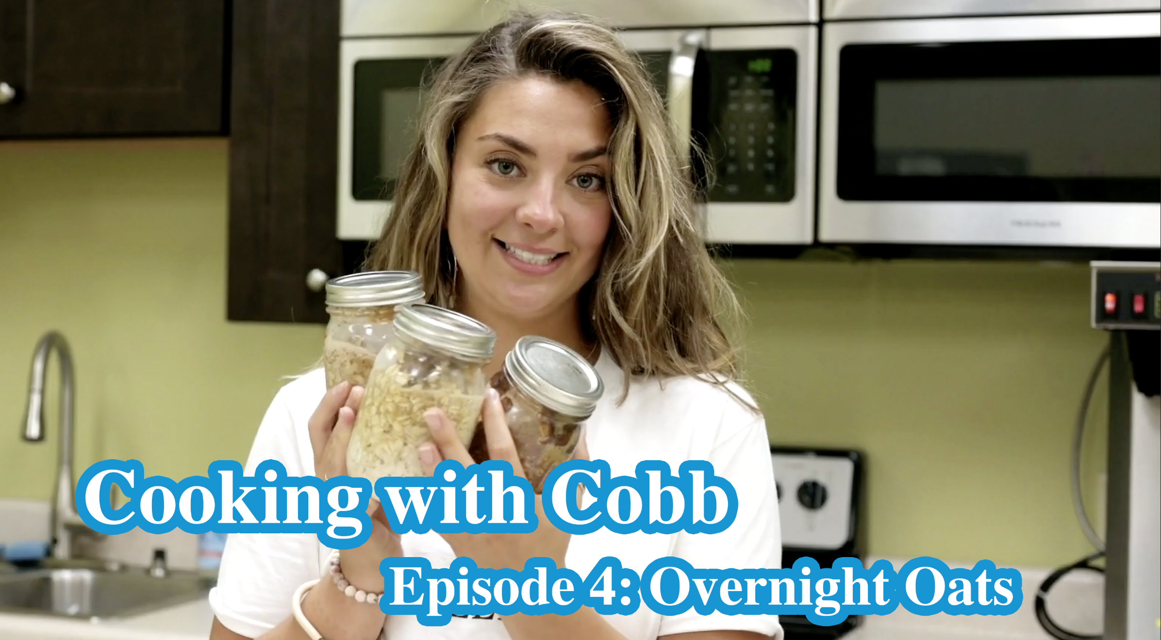 Cooking With Cobb - Overnight Oats