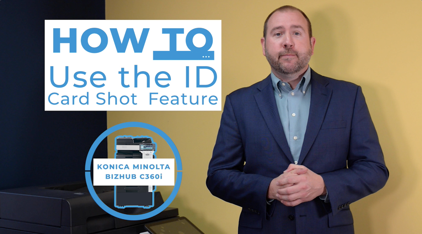 How to Use the ID Card Shot Feature